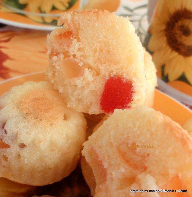 Cake Fruits Confits Pierre Herm Ef Bf Bd