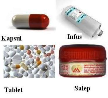 bentuk sediaan obat obat memang biasanya disediakan dalam bentuk ...