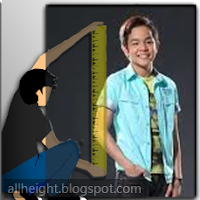 What is Julian Marcus Trono's height?