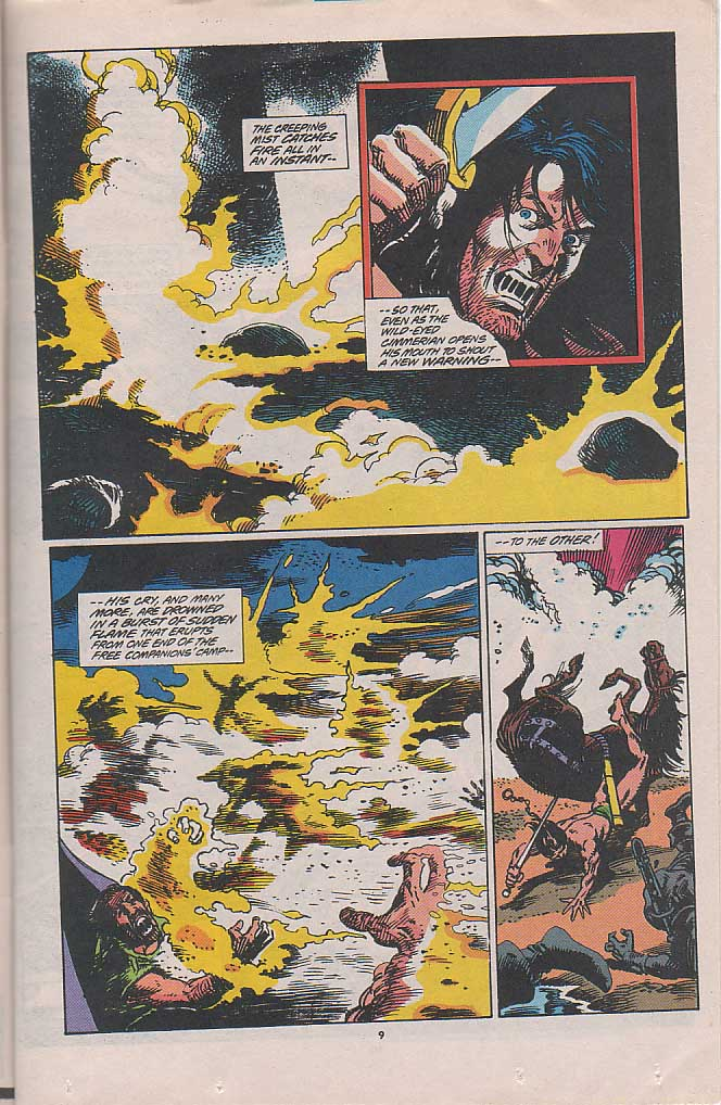 Conan the Barbarian (1970) Issue #268 #280 - English 8