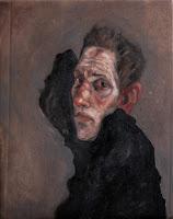 victor otero carbonell autorretrato con sombra