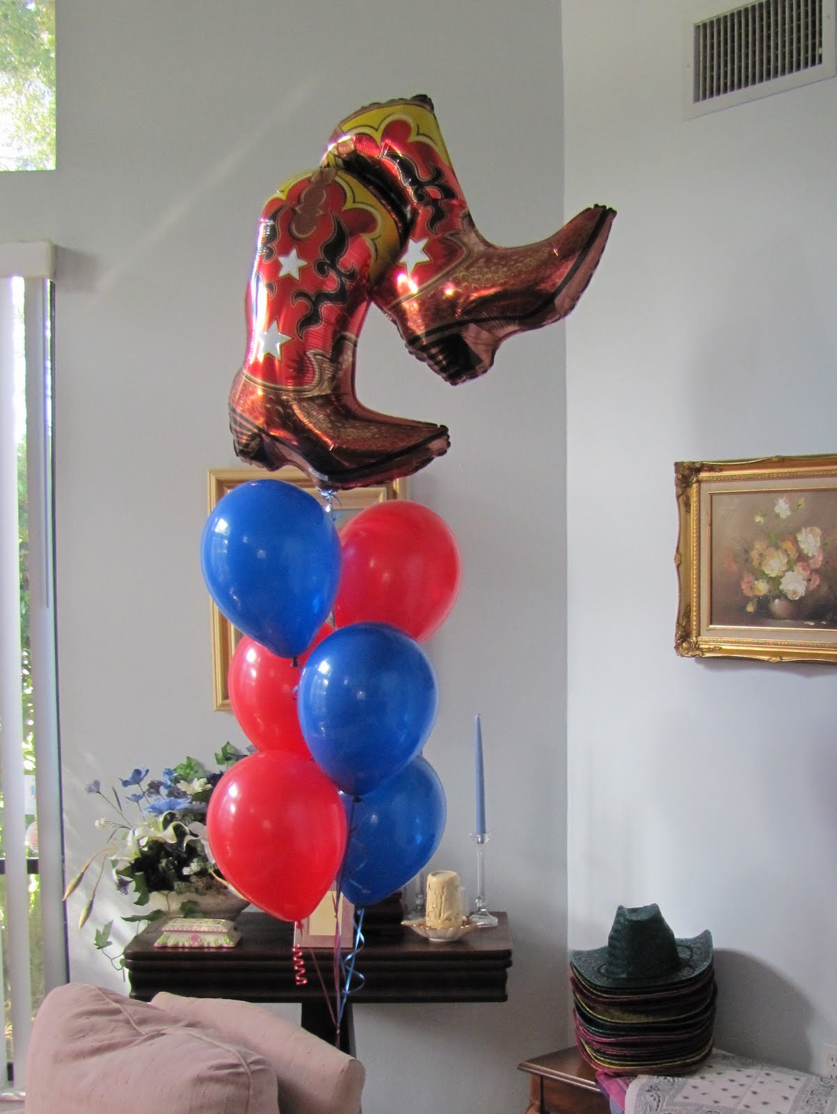 Perfect Cowboy Theme Party Decorations Balloons 1203 x 1600 · 155 kB · jpeg