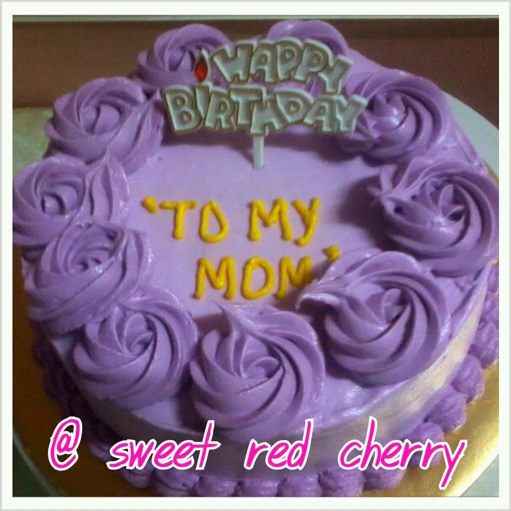 YAM SPONGE CAKE