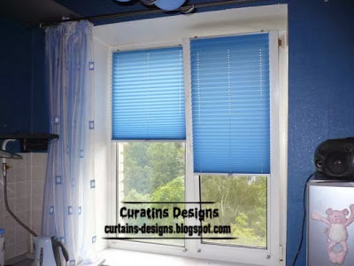how to clean plastic kitchen blinds