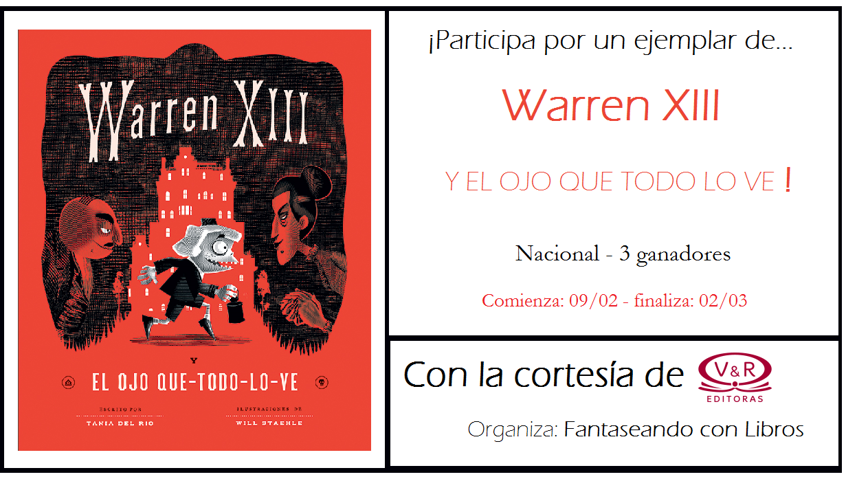 Sorteo: Warren XIII