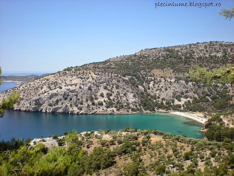 Peisaj din Thassos