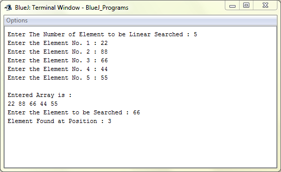 Java Program to Implement Uniform-Cost Search - Sanfoundry