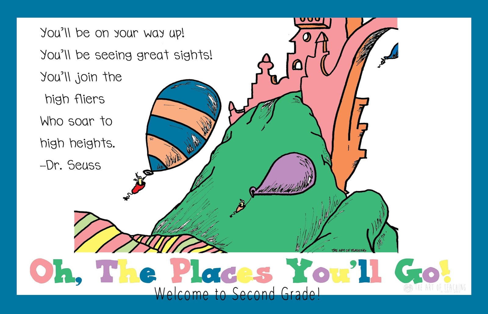 The Art of Teaching in Today\'s World: Welcome to School Postcards ...