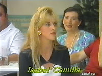 Isabel Camiña en Canal Sur Televisión