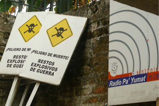 Colombia: Radio indgena del Cauca, oprimida