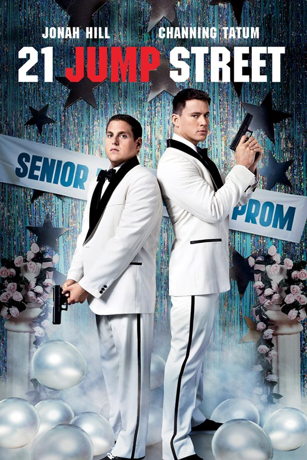 Movie Review - 21 Jump Street
