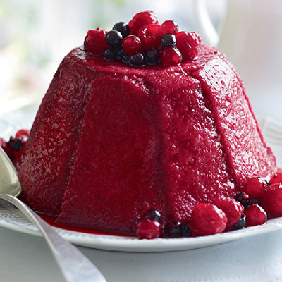 My Food Recipe's: SUMMER PUDDING