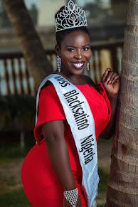 MISS BLACKSATINO NIGERIA