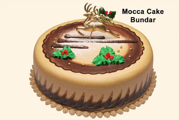 Holland bakery 2011 christmas cakes