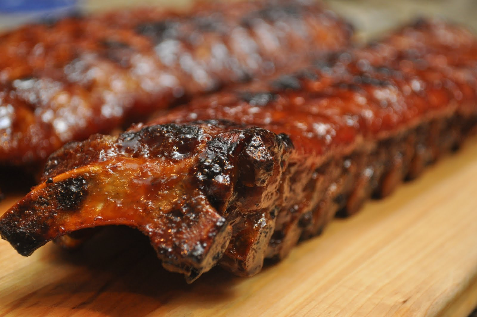 Bourbon Baby Back Ribs Recipe — Dishmaps