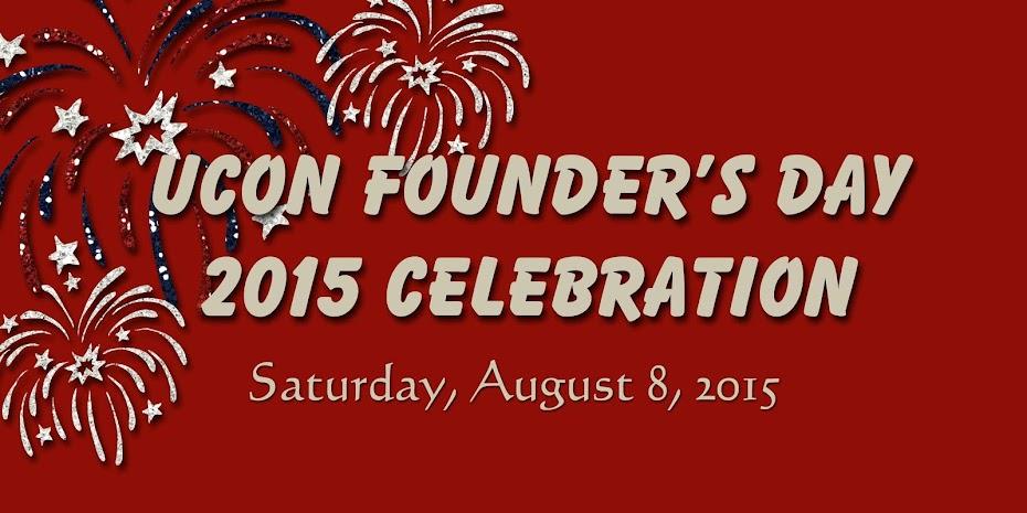 Ucon Founder's Day 2015 Celebration