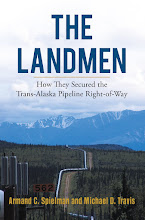 Exciting Alaska Pipeline Days Caught in New Book