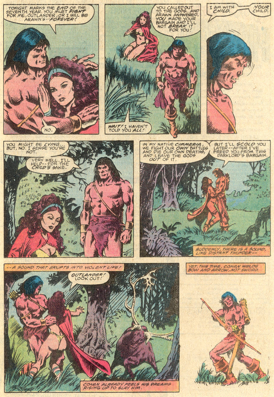 Conan the Barbarian (1970) Issue #135 #147 - English 16