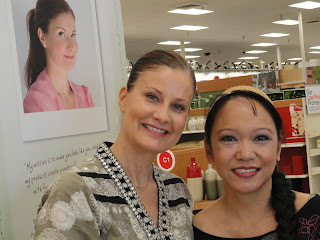 Maria Palma and Petra Strand of Pixi Beauty