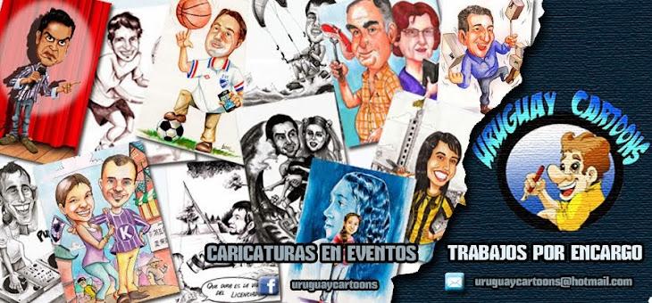 Caricaturas en eventos y por encargo