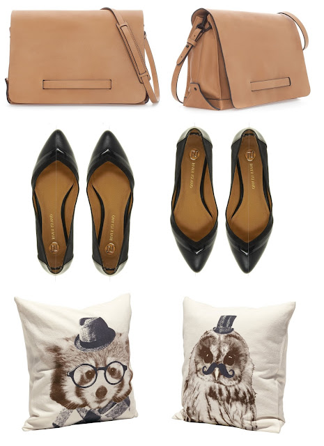Zara-messenger-bag-river-island-asos-two-tone-flats-h&m-cushion-cover