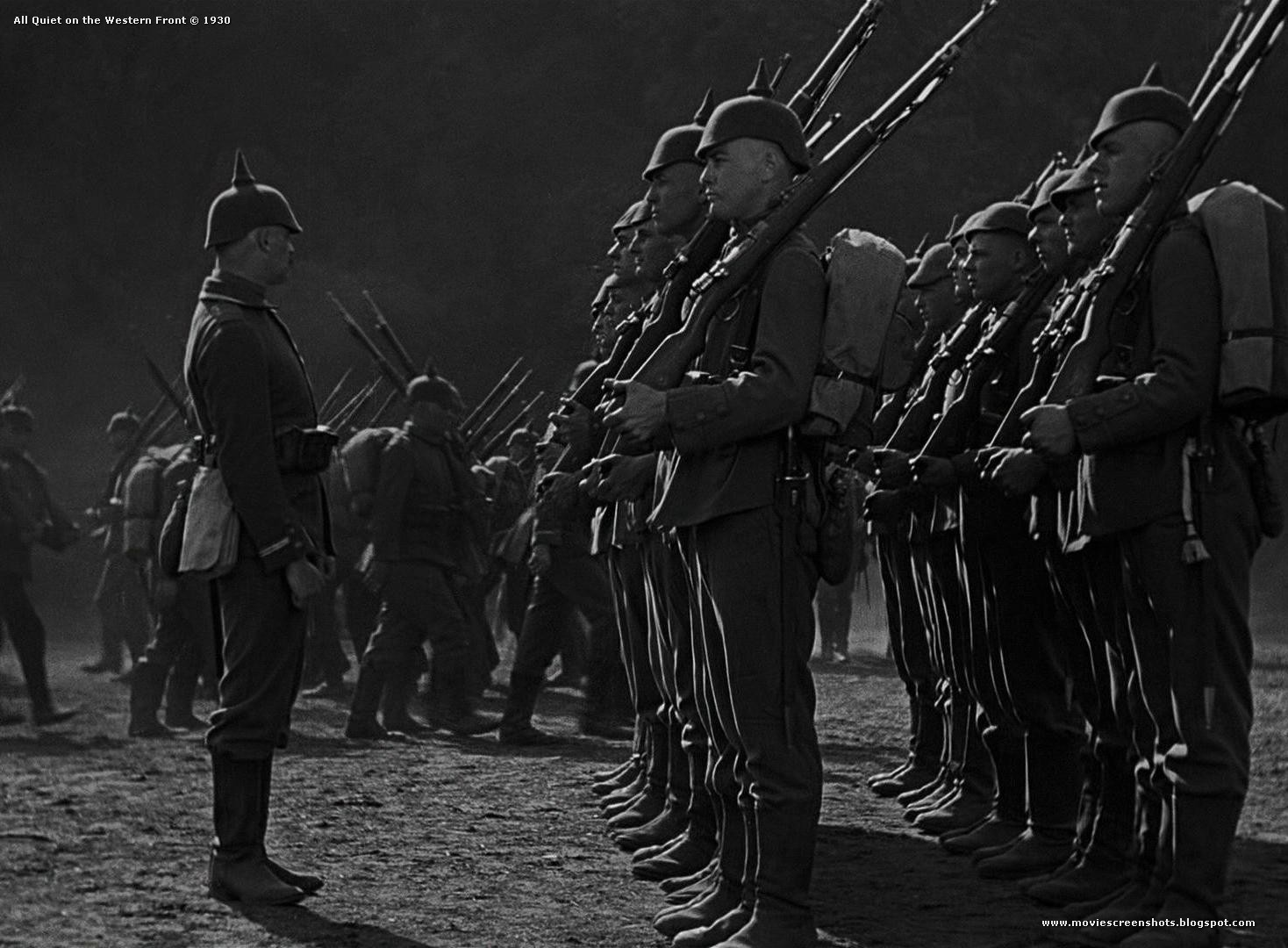 all quiet on the western front All quiet on the western front is a 1930 american epic pre-code war film based on the erich maria remarque novel of the same name directed by lewis milestone, .