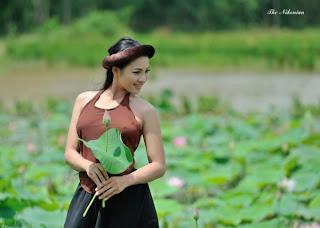 Thai nha van lo nhu hoa 004 Trọn bộ ảnh Thái Nhã Vân lộ nhũ hoa cực đẹp