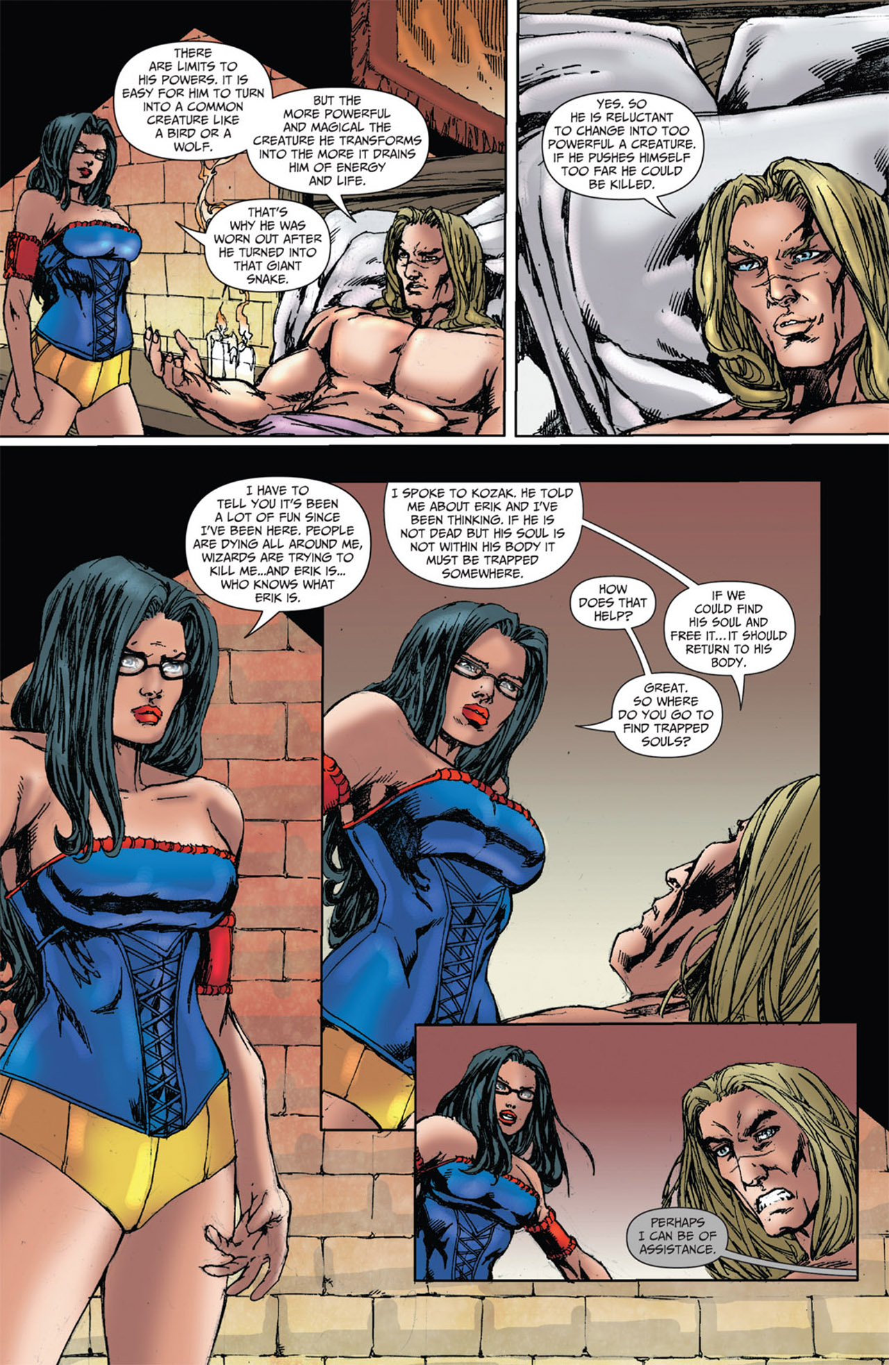 Grimm Fairy Tales (2005) Issue #51 #54 - English 24