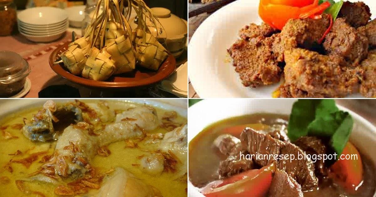 4 Resep Hidangan Lebaran Praktis Terpopuler - Harian Resep