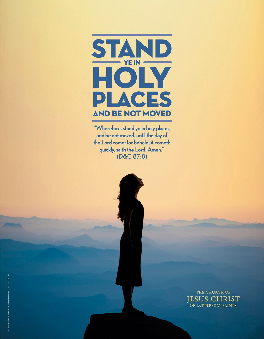 Didi @ Relief Society: Youth Theme 2013: STAND YE IN HOLY ...