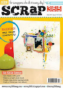 Featured in Scrap365 Dec Issue 2011