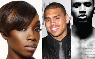 Estelle feat Chris Brown, Trey Songz - International