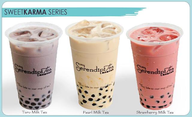 My SerendipiTea Sweet Karma Series