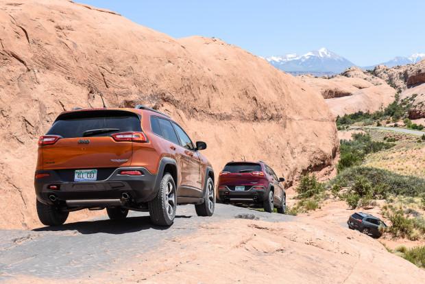 Jeep Cherokee Adventure