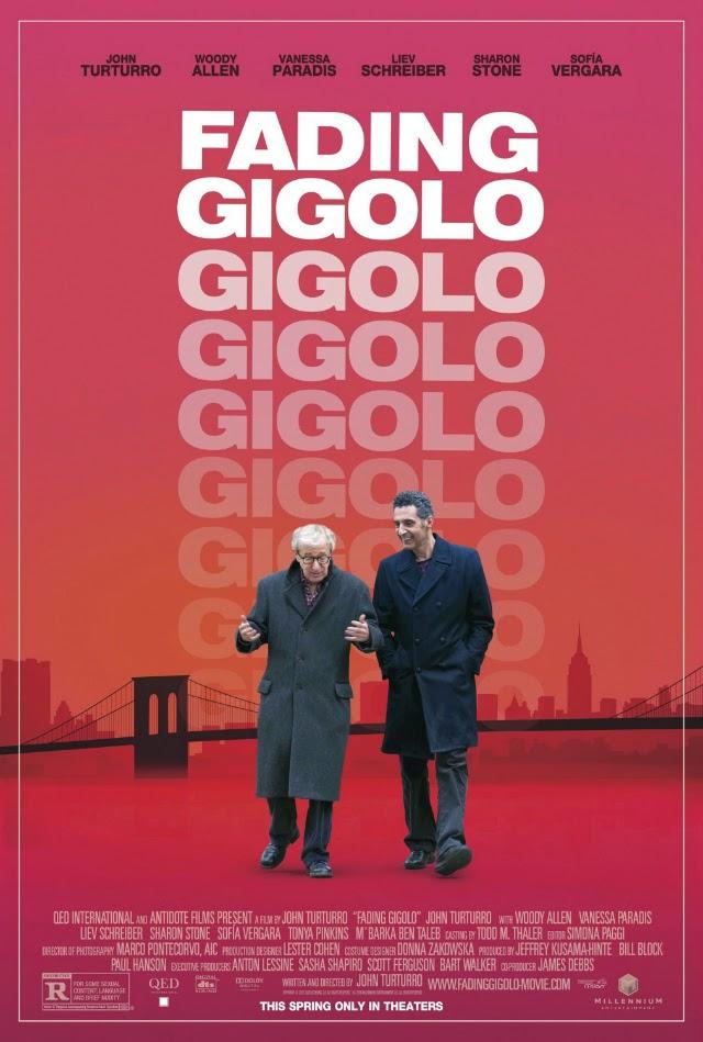 La película Fading Gigolo ( Aprendiz de gigoló )