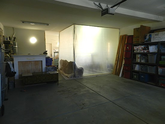 Anyone Can Decorate Home Made Diy Paint Booth