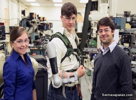 Exoskeleton Robot [3]