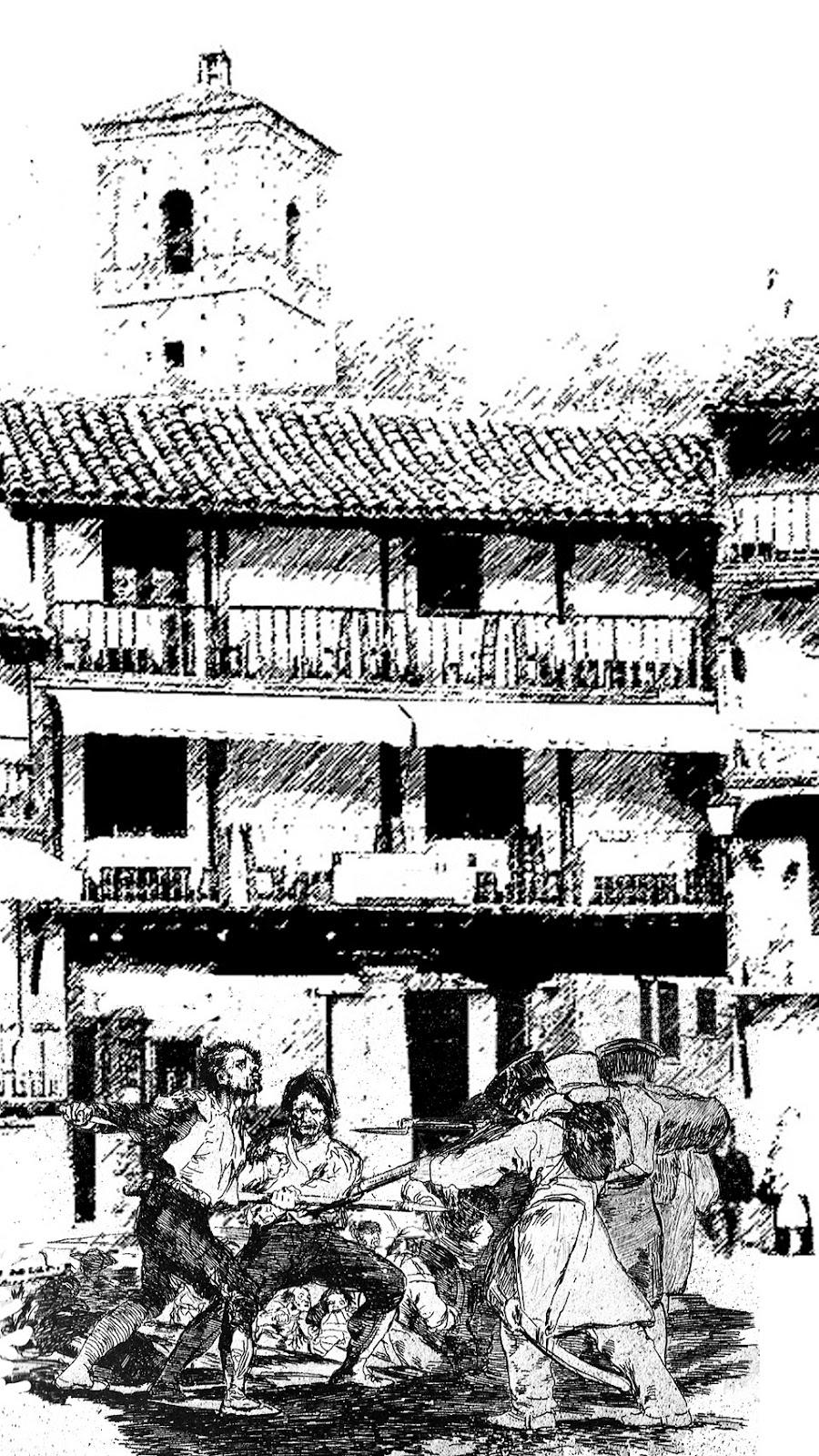El eremita teatro turismo for Oficina turismo chinchon