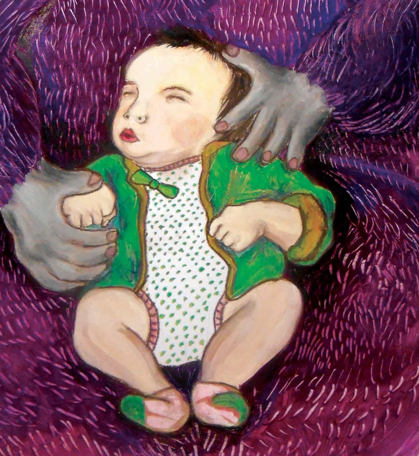 illustration jeunesse bébé