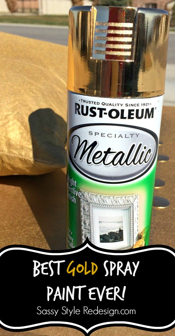 gold spray paint rustoleum metallic gold spray paint is the best. Black Bedroom Furniture Sets. Home Design Ideas