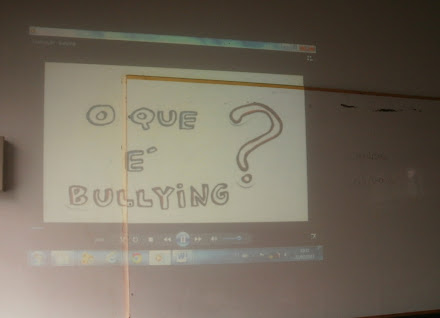 PROFª: LAURIZETE - ARTE - BULLYING - SÉRIES FINAIS DO ENS. FUNDAMENTAL