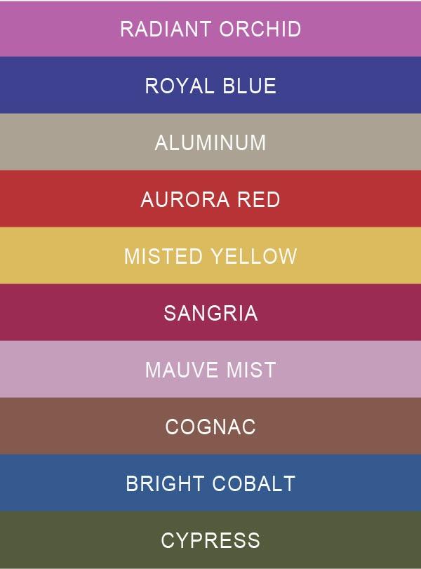 colori moda autunno 2014