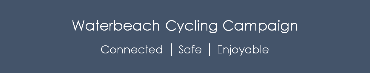 Waterbeach Cycling Campaign