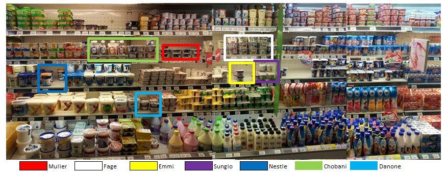 Captivating Cold Storage, Mid Valley 1 September 2014 (Greek Yogurt)