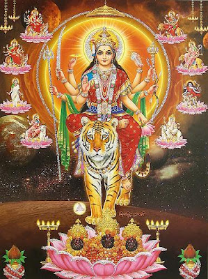 Free Goddess Durga Picture Download