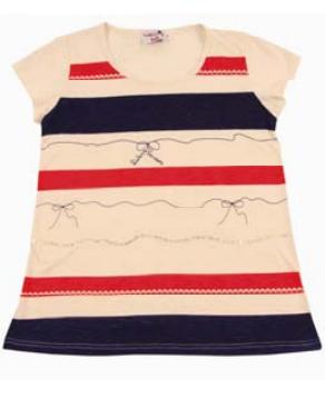 camisetas estilo marinero