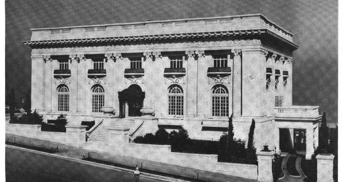 Beyond The Gilded Age The Adolph B Spreckels Residence