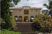 Al Capone Miami Beach house on Palm Island in Miami Beach Florida