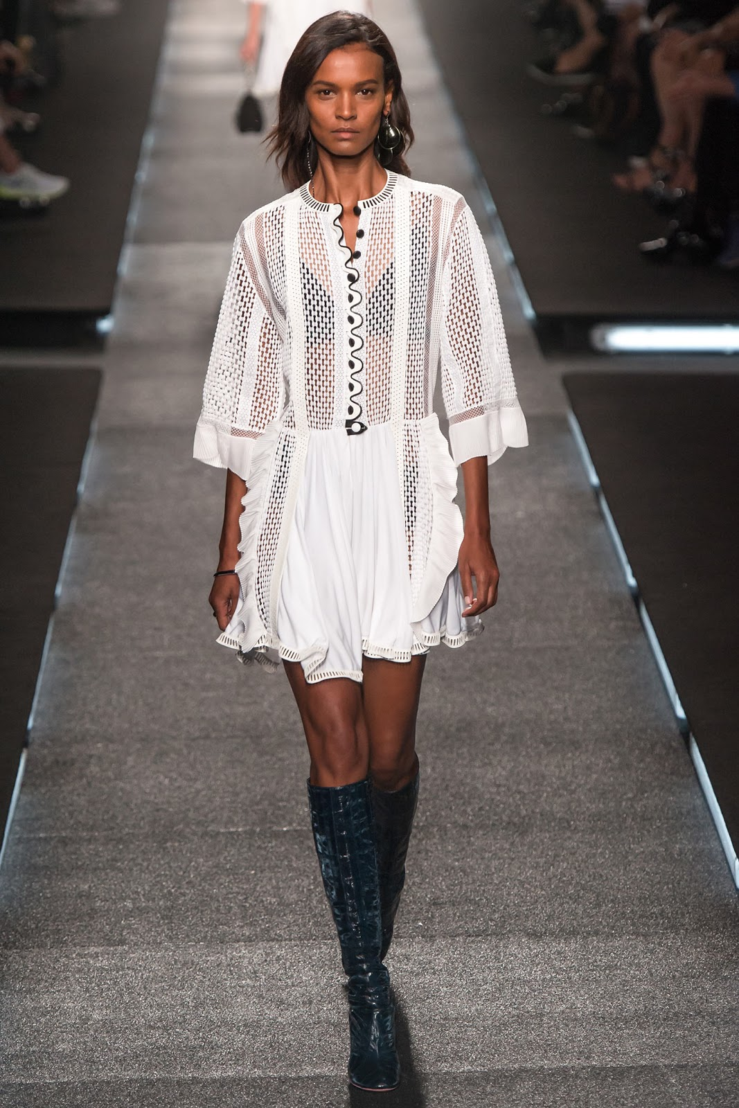 spring/summer 2015 trends / shirtdress / history of shirt dress / louis vuitton spring 2015 / via fashioned by love british fashion blog