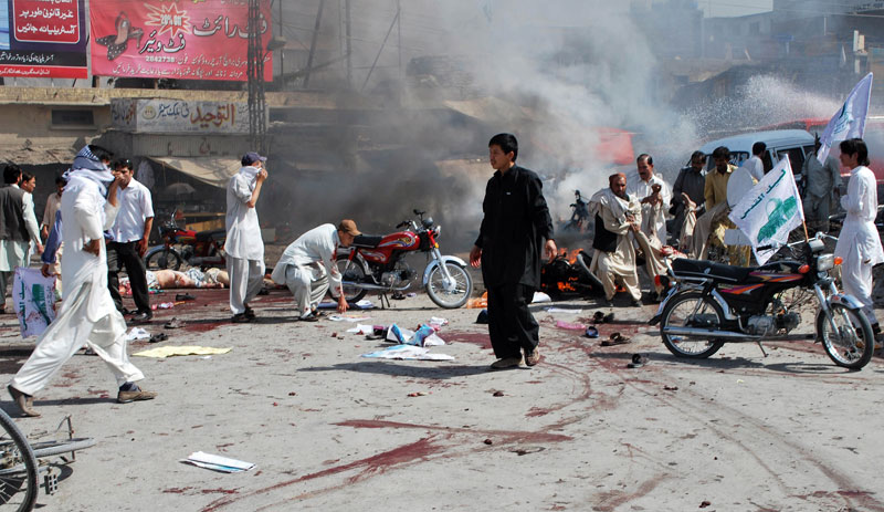 sectarian violence in pakistan essay Sectarian violence in pakistan 2014 sn date : place  most of the people living in the area belonged to the shia community which appeared to be the.